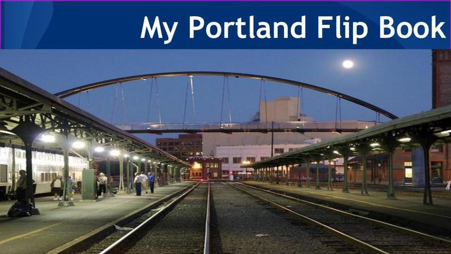 My Portland Flip Book