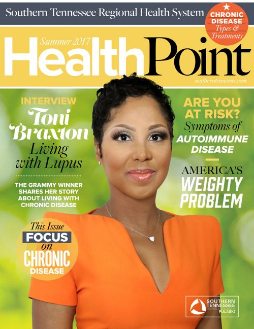 Southern Tennessee Health Point Magazine Summer 2017