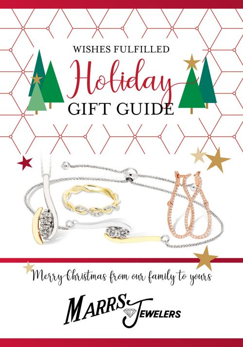 Marrs Jewelers Holiday Gift Guide 2017