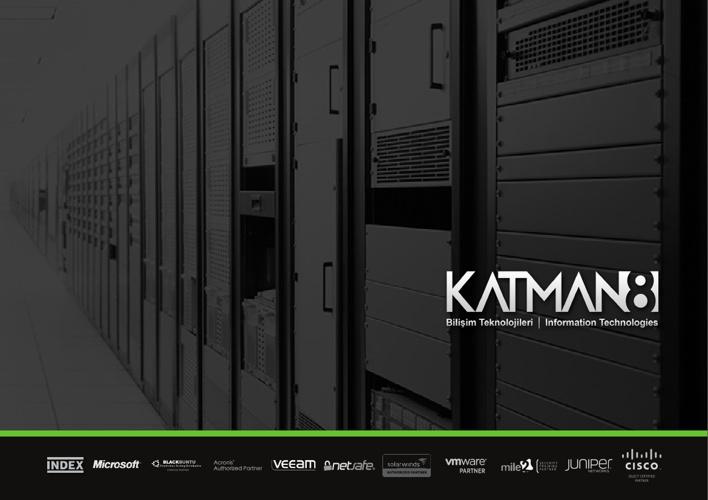 KATMAN8 Bilisim Teknolojileri Firma Dosyası