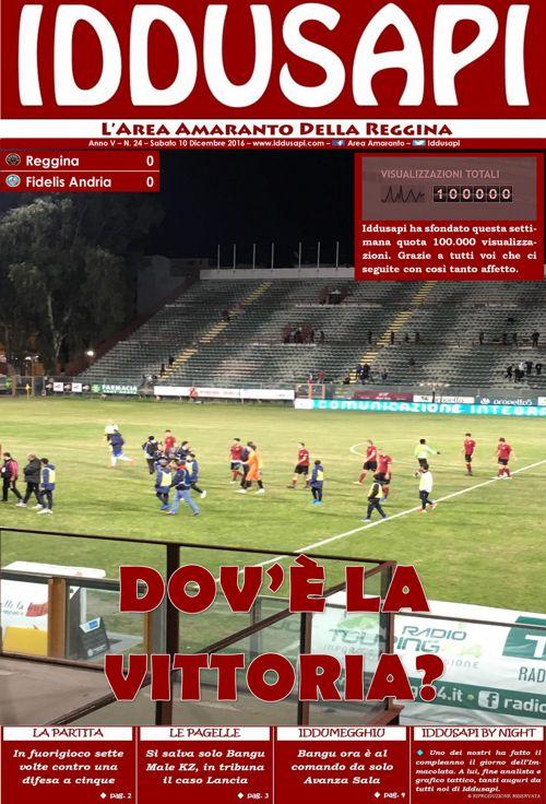 24. Reggina-Fidelis Andria 0-0