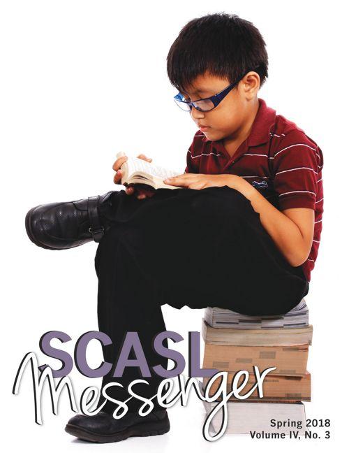 SCASL Messenger Spring 18