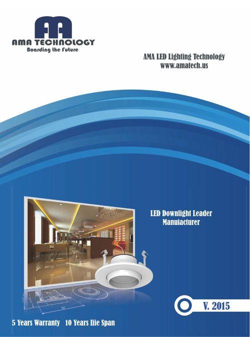 AMA Technology Indoor LED lights