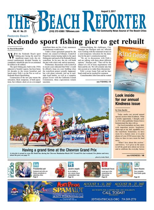 The Beach Reporter | August 3, 2017