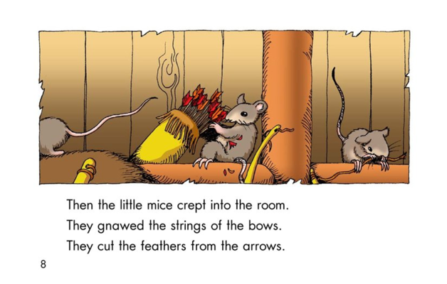 How the Mice Beat the Men Part 2