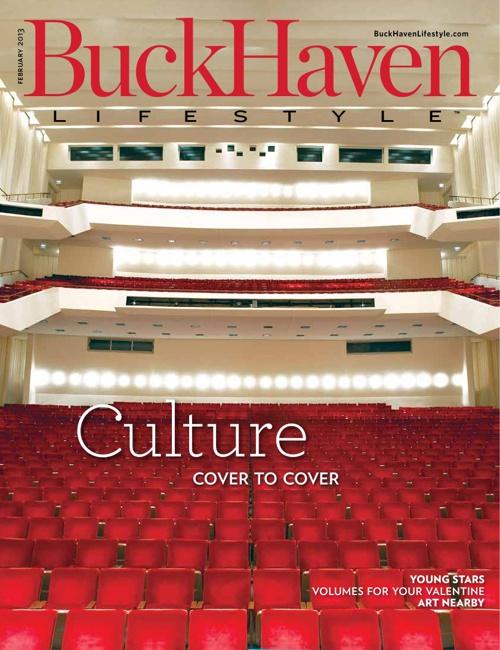 BuckHaven Lifestyle Magazine February 2013