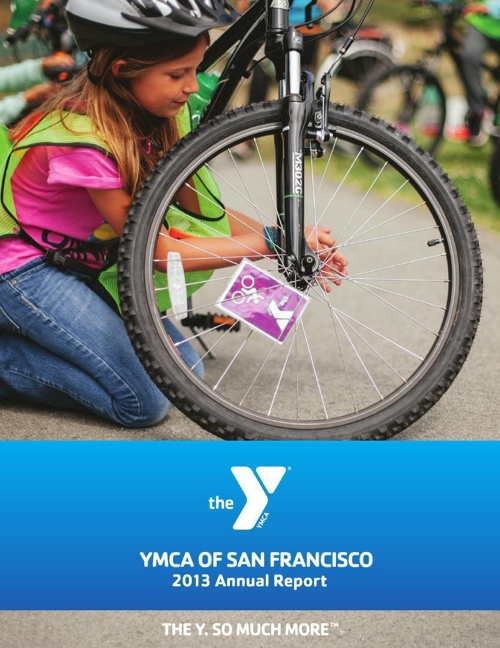 YMCA of San Francisco | Annual Report 2013