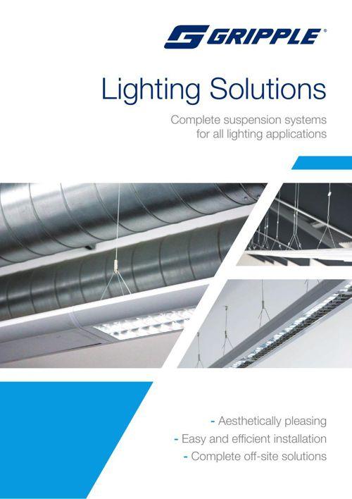 Gripple Lighting Suspension Solutions