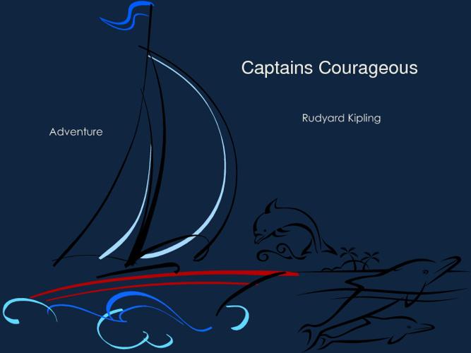 Captains Courgeous
