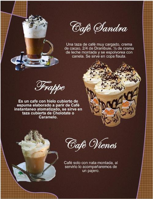catalogo de cafe