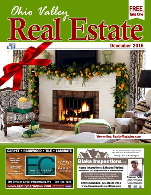 Ohio Valley Real Estate Magazine • Parkersburg, WV Marietta, OH