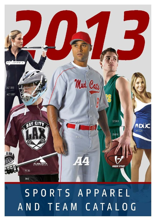 Sports One Group Catalog