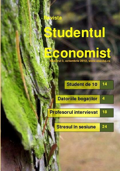 Revista Studentului Economist