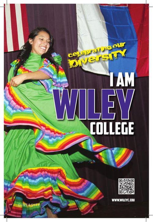Wiley College International Students Viewbook