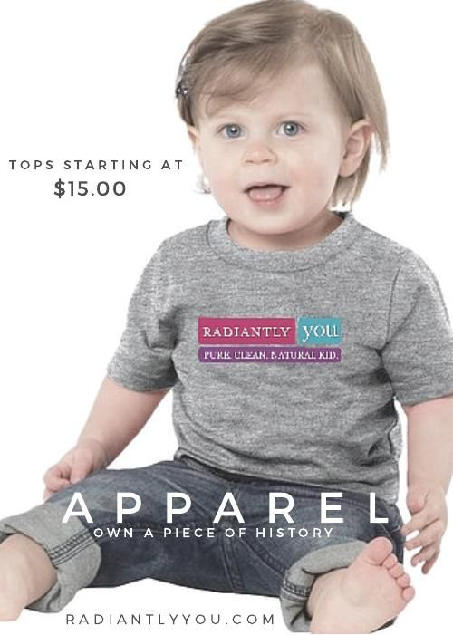 Radiantly You Apparel - 2015