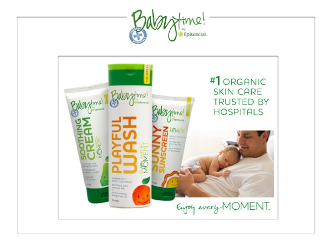 Episencial's Babytime! Product Information