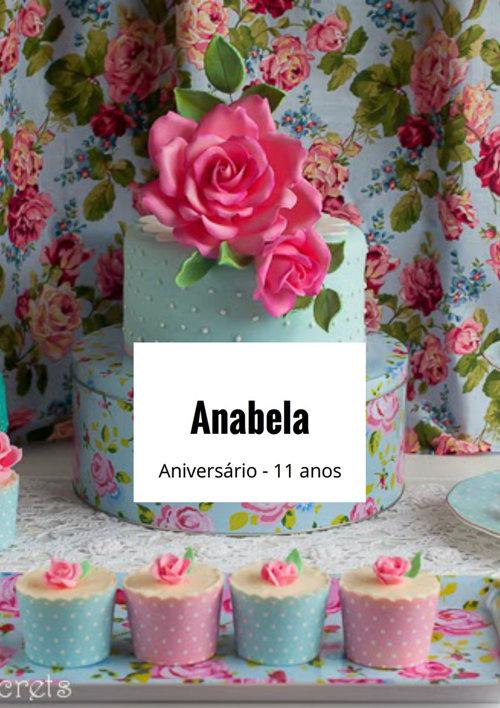 Parabéns Anabela!