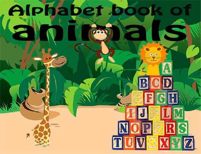 Alphabet Book of Animals