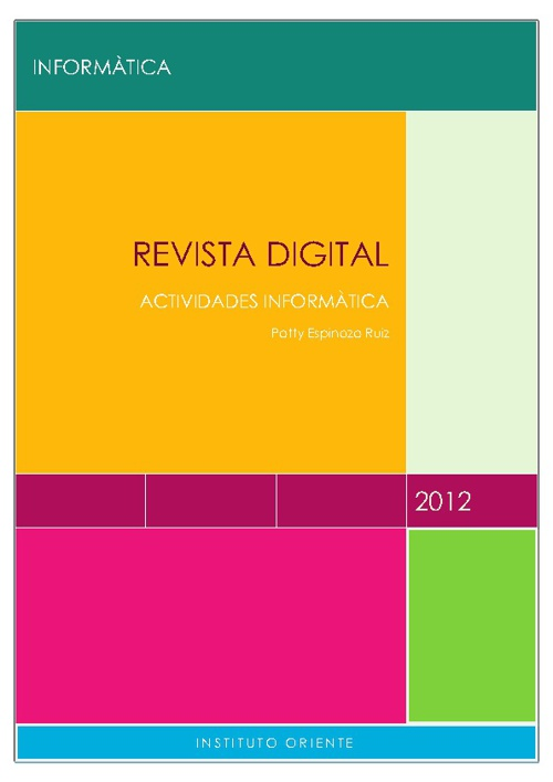 REVISTA DIGITAL PHOTOSHOP WORKS