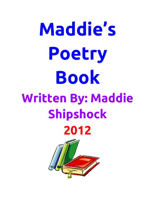Maddie's Poetry Book