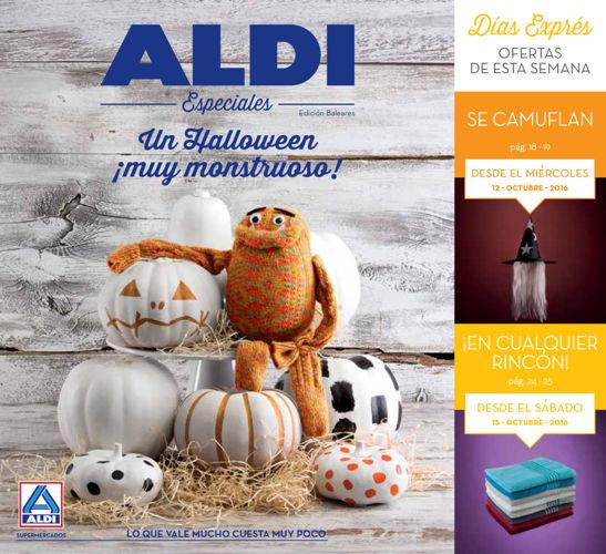 Un Halloween ¡muy monstruoso! - Baleares