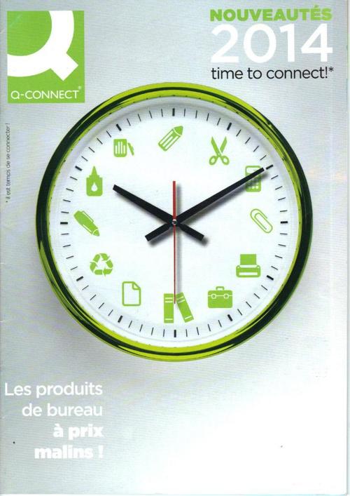 Catalogue Q-CONNECT, les produits de bureau à prix malins !