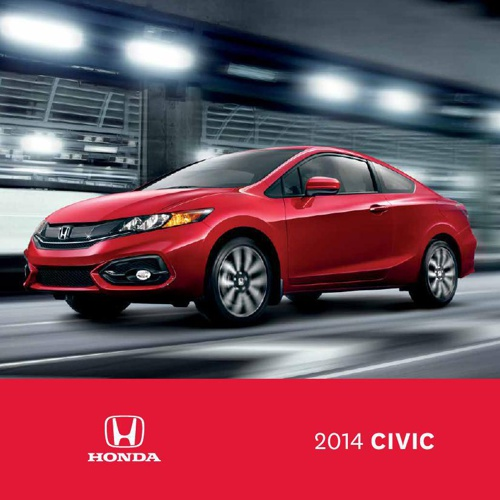 Honda Civic_brochure_2014