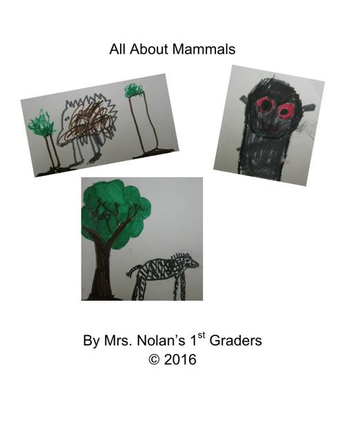 Nolan Mammal eBook