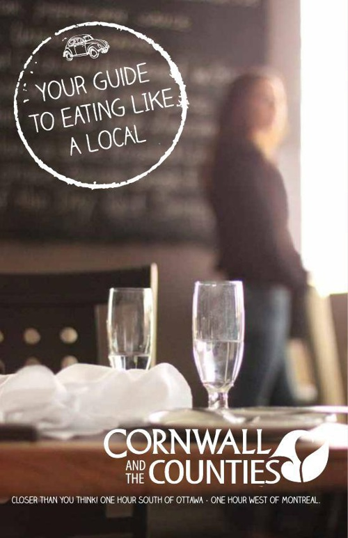 Eat Like a Local Pages