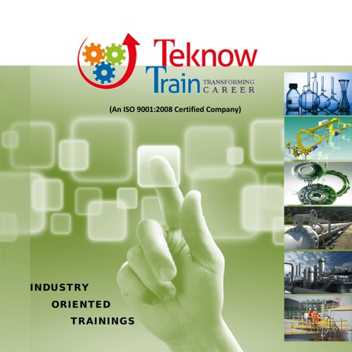 Teknow Train: Industry Oriented Training E-Catalogue
