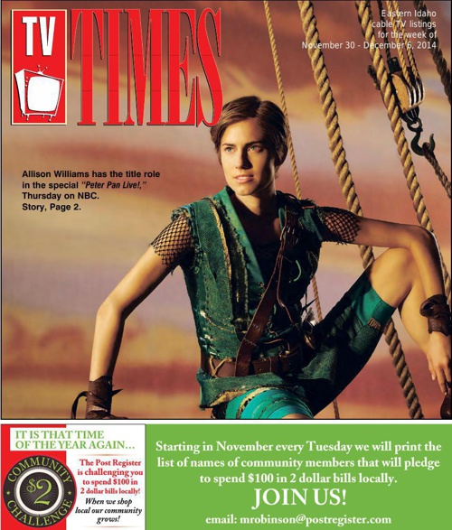 11-30--14 TV Times