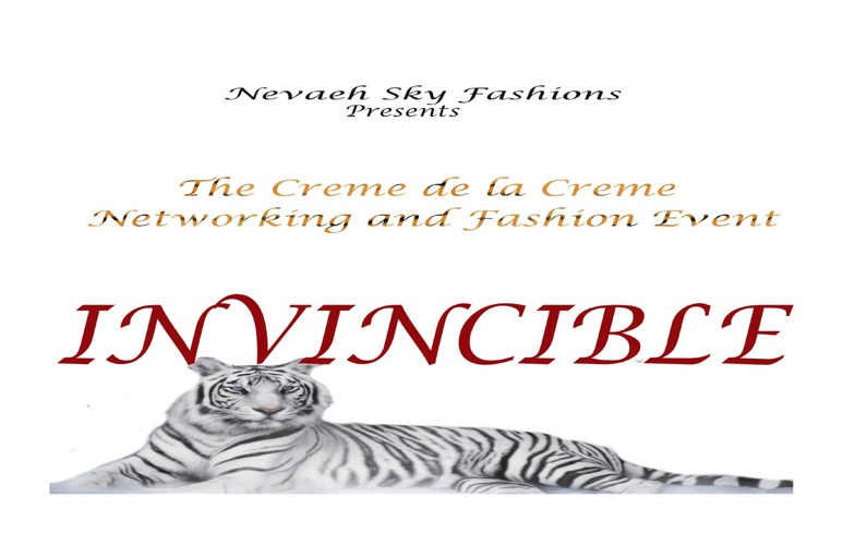 Invincible Networking & Fashion Event