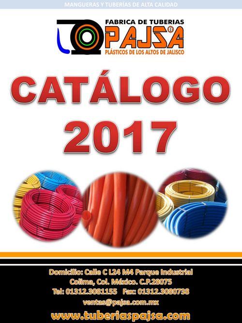 CATALOGO PAJSA 2017