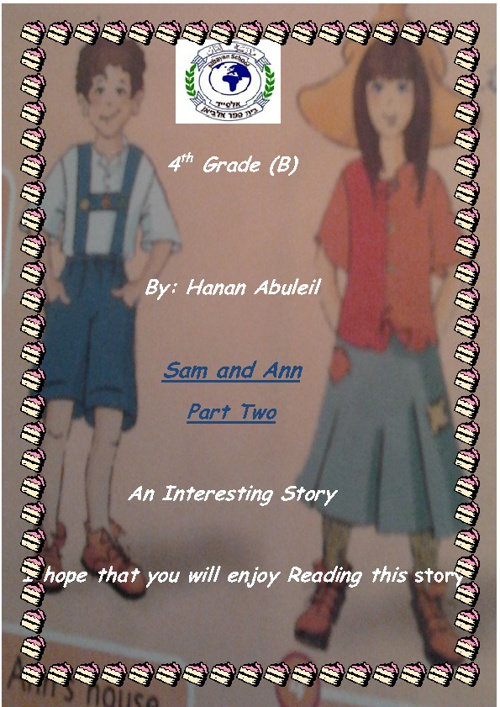 Sam and Ann- Part Two
