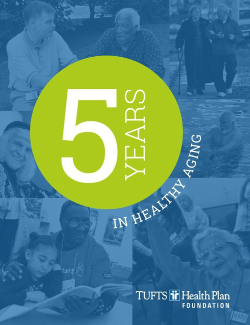 Tufts Health Plan Foundation 2013 Annual Report