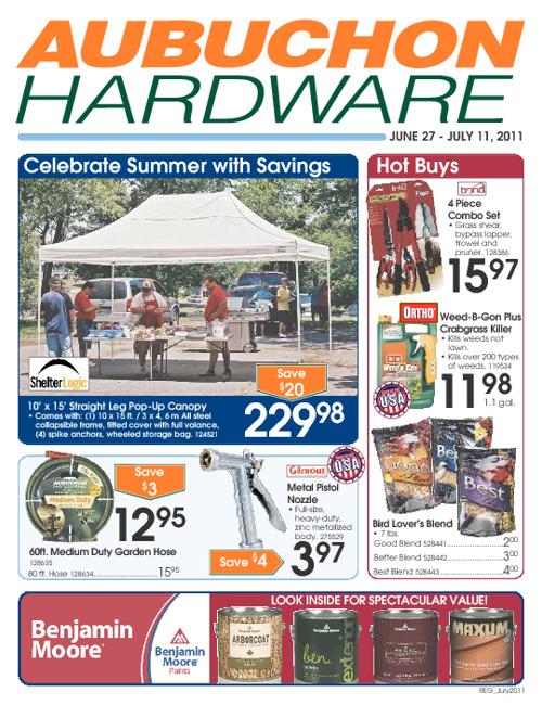 July Sales Flyer 2011