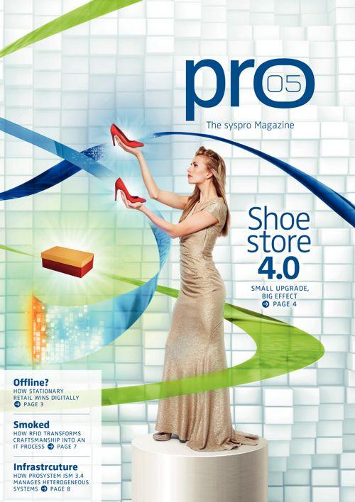 syspro-Magazin 05 - English