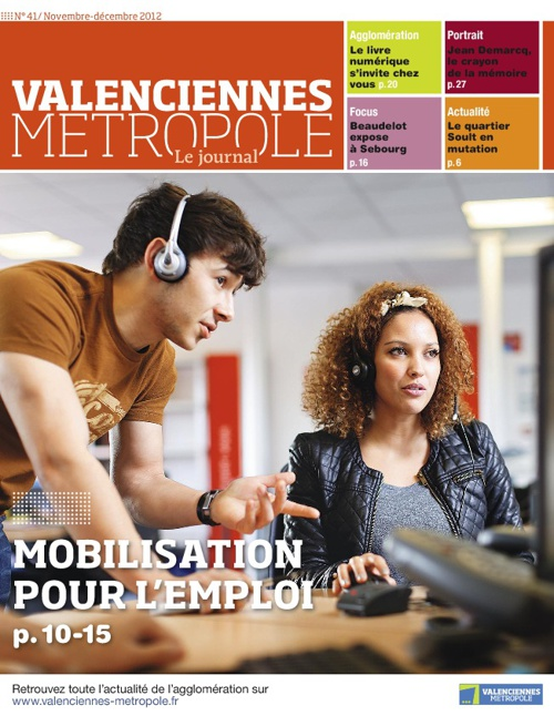 Valencienne Metropole le journal 41