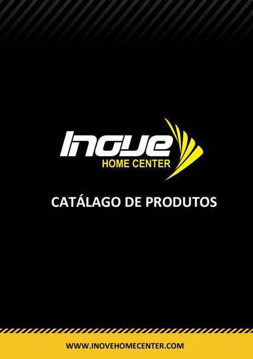 Catálogo de Produtos Inove Home Center