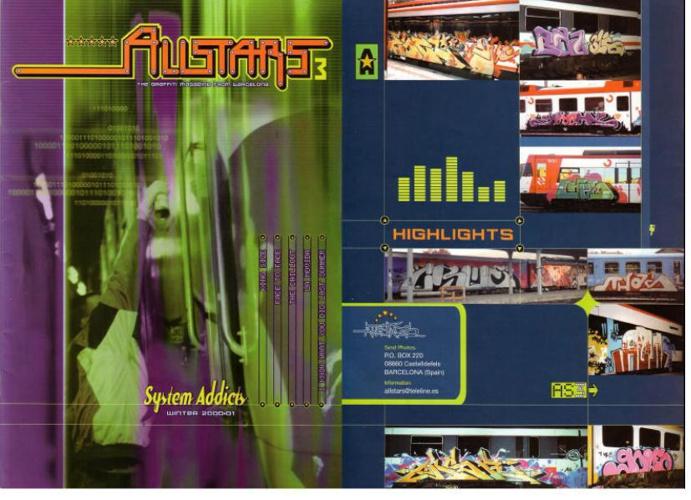 Allstars3.Graffiti.Magazine.Barcelona.-.2001
