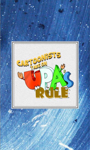 CARTOONiSTS TAKE ON UPA'S RULE