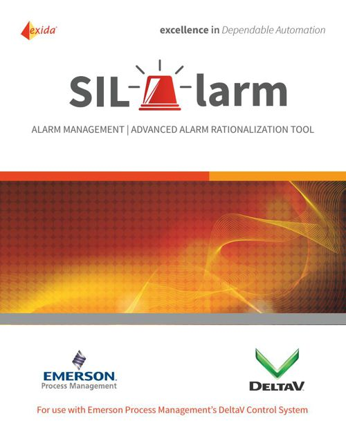 SILAlarm for Emerson DeltaV