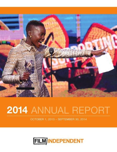 Film Independent Annual Report
