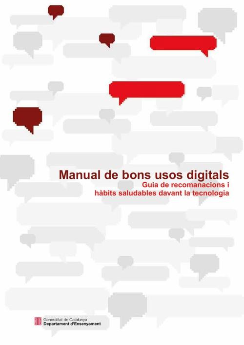 Manual dels Bons usos digitals