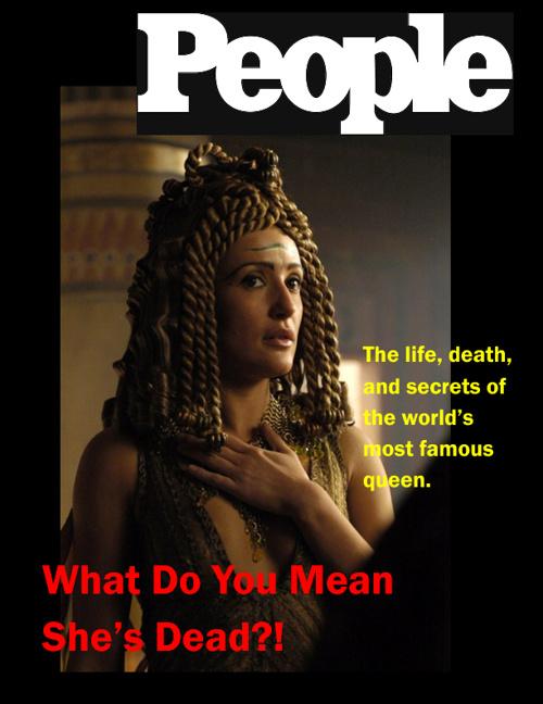 Cleopatra Draft Dougherty