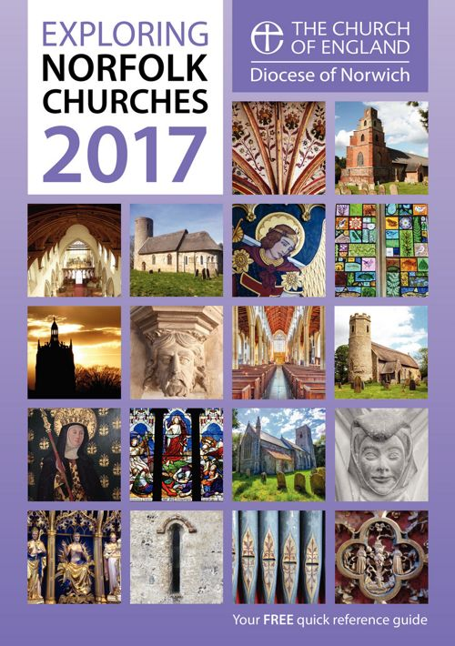 Exploring Norfolk Churches 2017