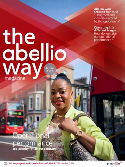 The Abellio Way Magazine - Issue 4