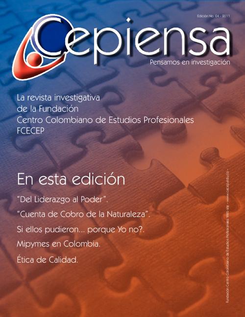 Revista Cepiensa Edición No. 4 - 2011