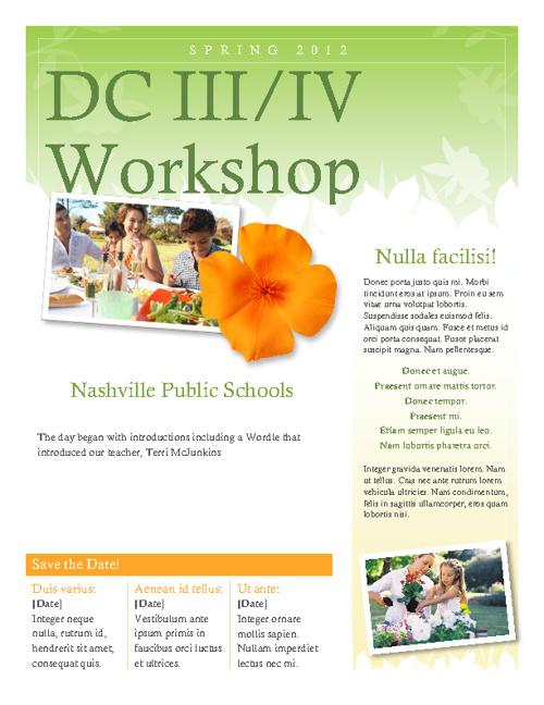 DCIII-IV workshop summary