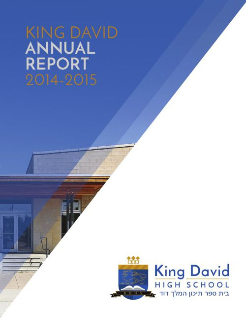 KDHS Annual Report 2014-2015